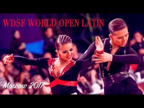 Zhumatayev - Atmaja, KAZ | 2017 WDSF World Open Latin Moscow | Rumba