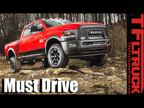Top 5 Brand New Trucks You Must Drive 2017 Pickups That Will Rock Your World