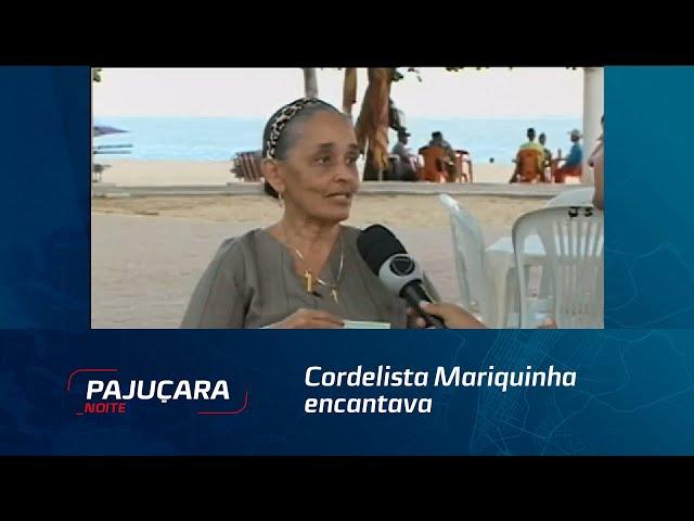 Cordelista Mariquinha encantava com uma literatura irreverente e provocativa