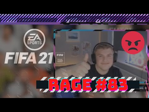 FIFA 21 ULTIMATE *RAGE* COMPILATION #83 😡😡😡  