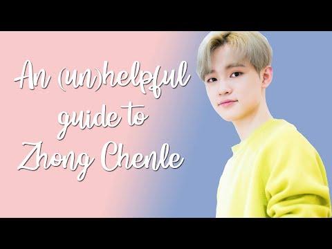 An (un)helpful guide to Zhong Chenle