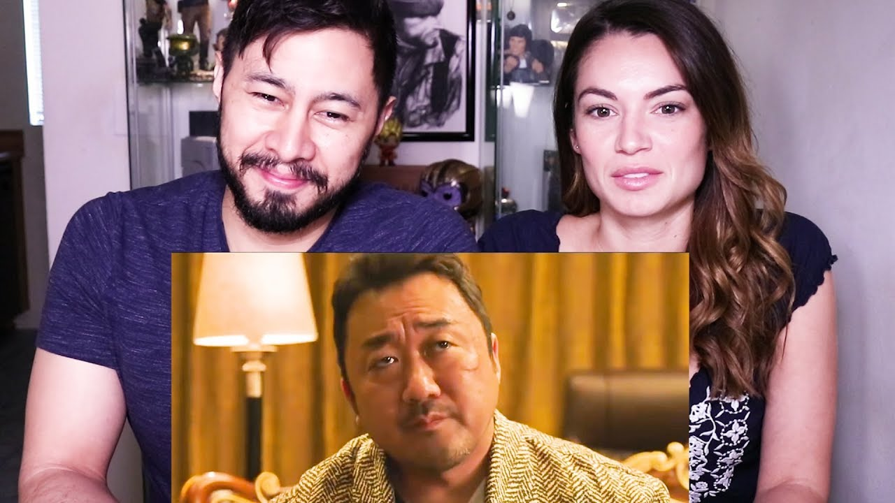 Download THE GANGSTER, THE COP, THE DEVIL | Dong-seok Ma | Trailer Reaction!