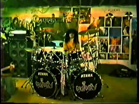 """""""Vintage Clips"""" The """"Dream Theater"""" as  """"Majesty"""" FULL  Basement Tape from winter,1987"""