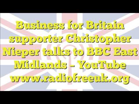 Business for Britain supporter Christopher Nieper talks to BBC East Midland (11 of 40)