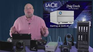 LaCie 2big Dock Selected Videoguys Top Products of 2017