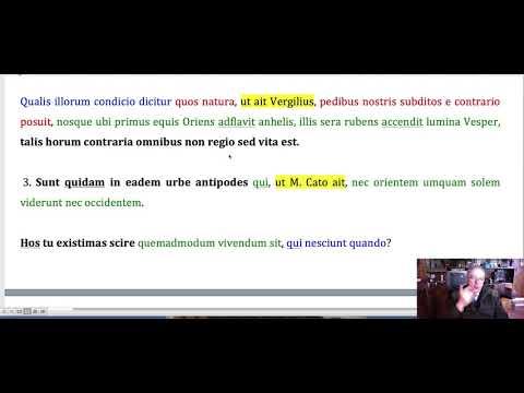 Seneca, Epistulae ad Lucilium 107, c1-7 (par. 5)из YouTube · Длительность: 8 мин35 с