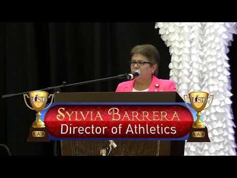 Laredo ISD 2017 Athletic Achievement Awards