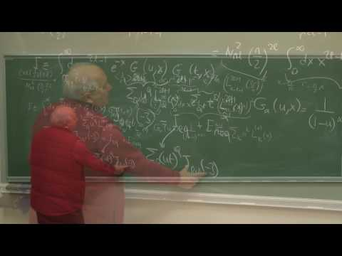 Hydrogen atom (6B) - Expectation values of various powers of r