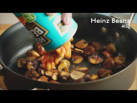 Three Ways to Make Baked Eggs and Beans   Heinz Beanz