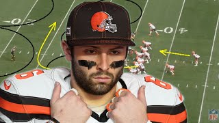 Film Study: Baker Mayfield's biggest problem for the Cleveland Browns