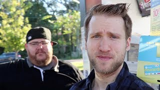 KIDBEHINDACAMERA TAKES MCJUGGERNUGGETS ON A DATE!
