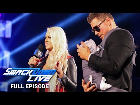 WWE SmackDown LIVE Full Episode, 24 July 2014