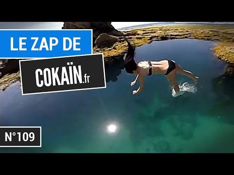 Le Zap de Cokaïn.fr n°109