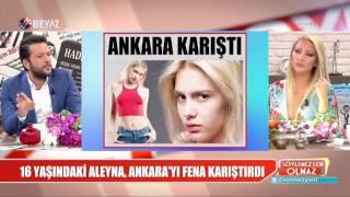 16 yaşında içkili mekanlarda çıkan Aleyna Tilki için üç bakanlık harekete geçti!