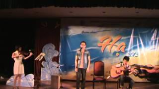 [Hạ 2013] Tình nhân Cao Bồi (vocal) Tuấn Linh (guitar) Sóc Chuột (violin)