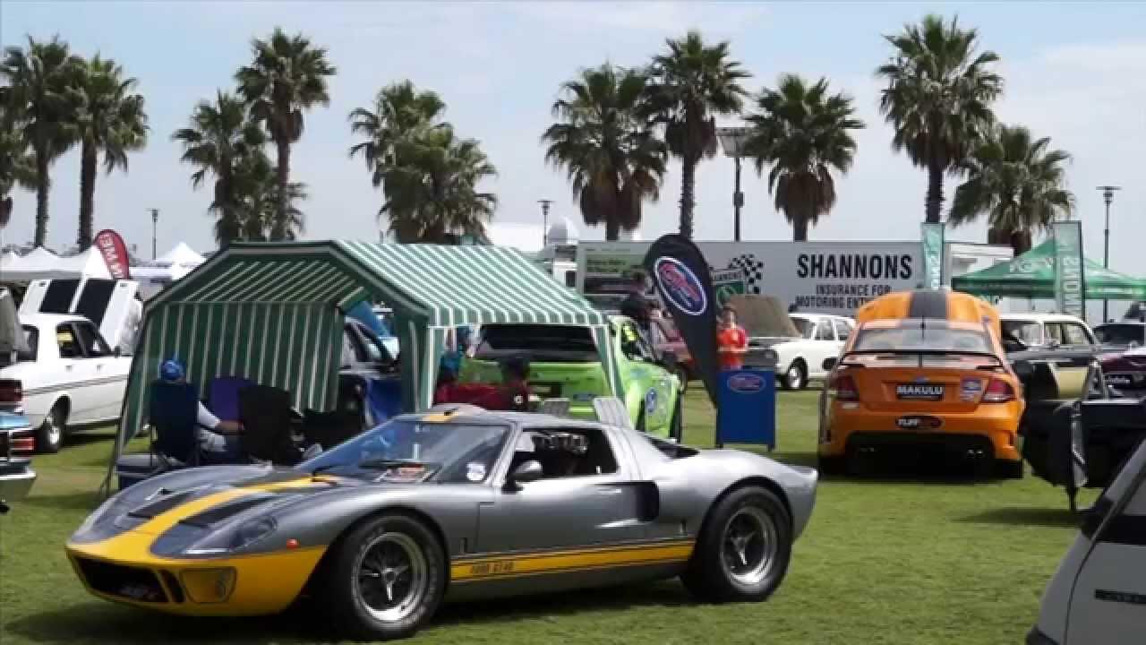 Geelong Revival Motoring Festival 2014: Classic Restos - Series 25