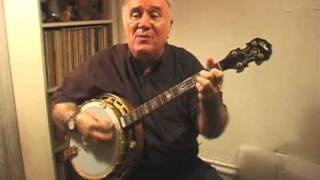 "Banjo Music ""At The Jazz Band Ball"" Eddy Davis Tenor Banjo"