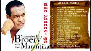 Gambar cover 20 lagu terbaik Broery Marantika Full  Album terpopuler kualitas  audio HQ