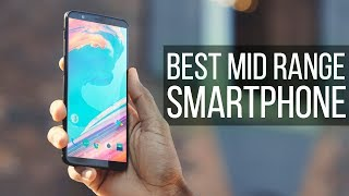 Top 10 Best Mid Range Phones For 2018
