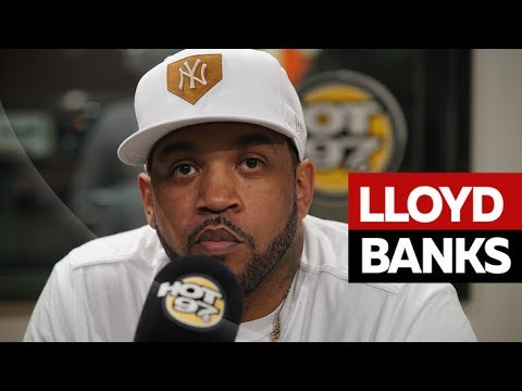 Lloyd Banks Kills Freestyle on Hot 97 With Funk Flex Freestyle