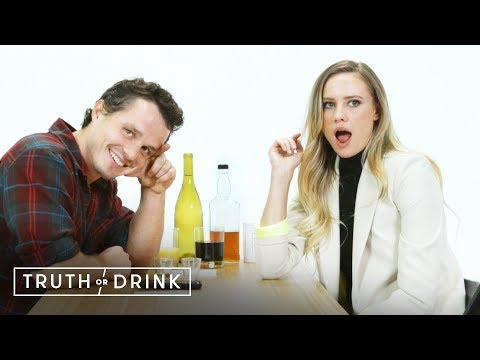 Pornstars Play Truth or Drink | Truth or Drink | Cut