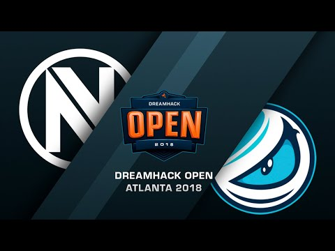 Envy vs Luminosity - DreamHack Open Atlanta 2018 - Map 2