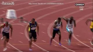 Jimmy Vicaut 9.88 (+1.9m/s) 2016 french champion