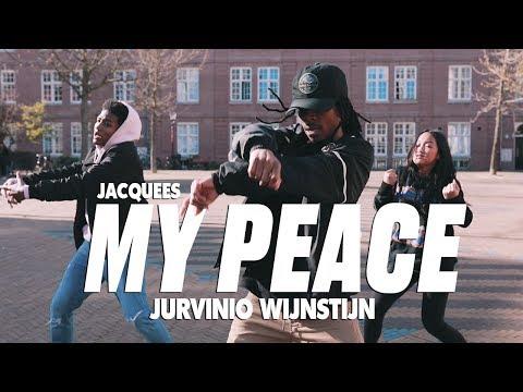 Jacquees - My Peace | Jurvinio Wijnstijn Choreography | #orokanaworld