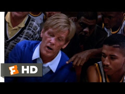 Blue Chips (8/9) Movie CLIP - Western Vs. Indiana (1994) HD