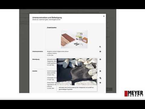 FANO Online Terrassenplaner - Anleitung