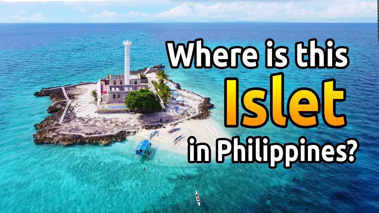 The CLEAREST water in the PHILIPPINES!