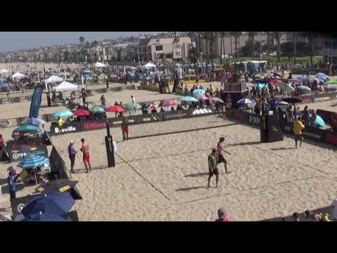 2017 AVP: #21 Sykora/Knudson vs #20 Howard/Quiggle (7/22)