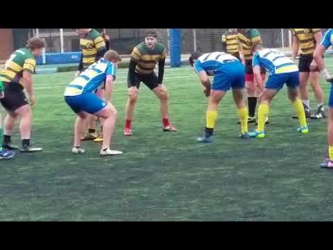 UMKC Roos Rugby vs Missouri S&T 2.25.18 (L) 24-29 (no sound, sorry)