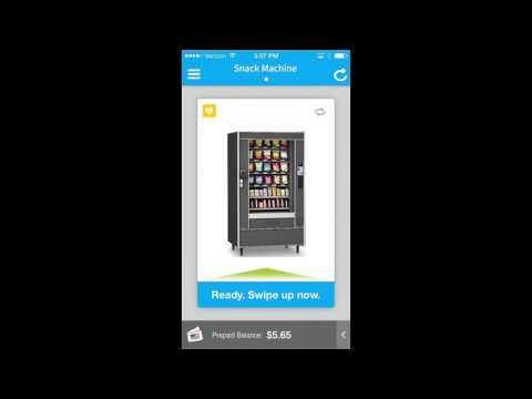 PayRange App Demo - Vending Consumer