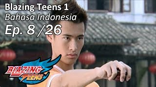 Video Blazing Teens 1 Ep. 8/26 Bahasa Indonesia download MP3, 3GP, MP4, WEBM, AVI, FLV Agustus 2018