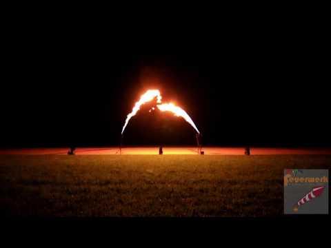 Flammenshow My Way
