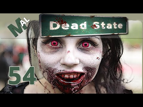 Organics! Dead State - [Ironman] Let's Play Part 54