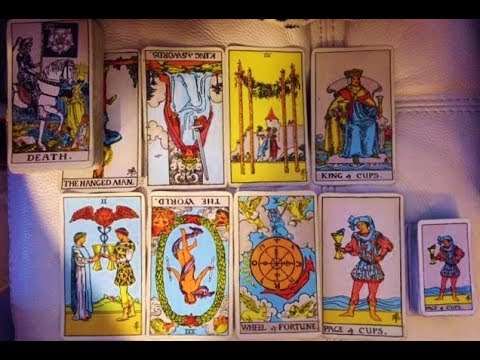 ALL 12 SIGNS DANCE OF THE TAROT 8/10/2019