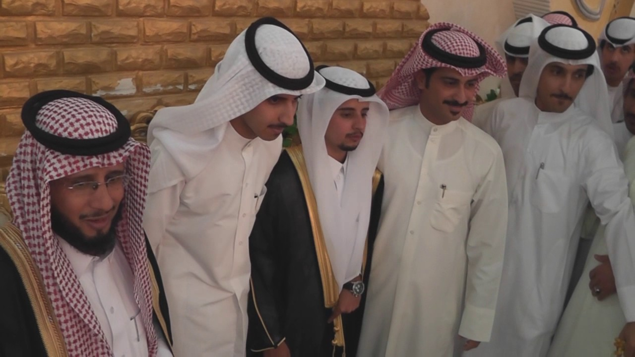 حفل زواج عبد الله الحميدي عبد الله العويس - YouTube
