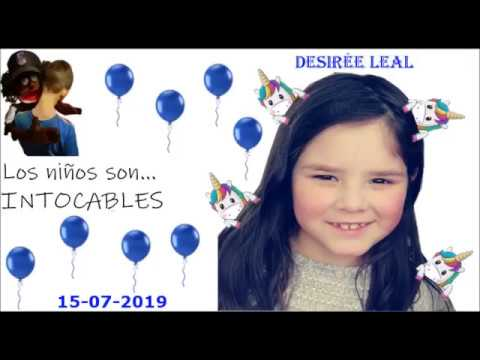Vídeo por el octavo cumpleaños de Desirée