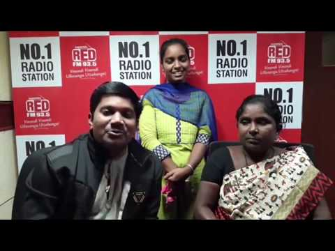 Singer Baby Live  A. R. Rahman   Red FM Telugu