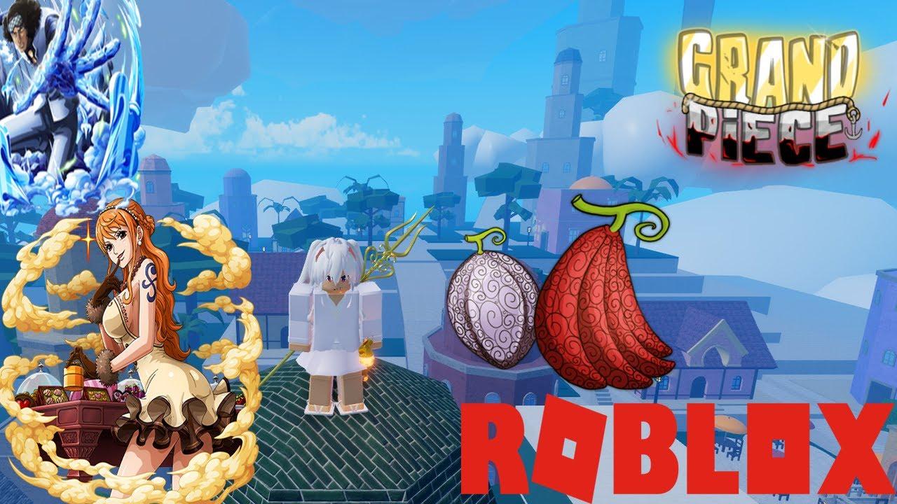 Roblox - Chỉ Cần 30 Phút Là Đã Có DF Legendary Để Chơi Cực Dễ | Grand Piece