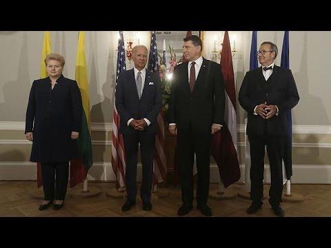 US-Vizepräsident sichert baltischen Staaten NATO-Beistand zu