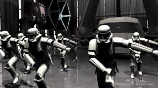 Stormtrooper Shuffle - Star Wars Parody (Everyday I