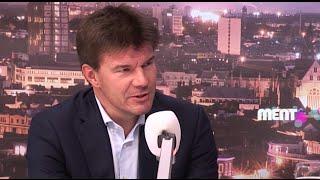 Sven Gatz in Ment Late Night