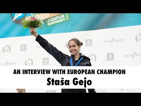 An Interview with Staša Gejo