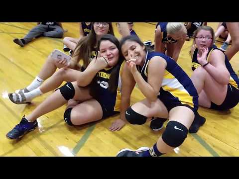 sterling illinois challand middle school volleyball August-September2017
