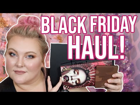 Black Friday/Cyber Monday Collective Beauty Haul!! Prepare for Reviews!! | Lauren Mae Beauty