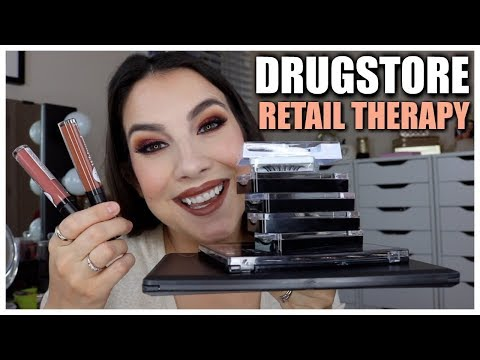 DRUGSTORE RETAIL THERAPY   Low Cost Hits & Misses