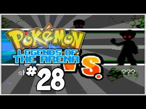Pokemon: Legends of the Arena - Part 28 The Feds